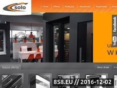 Miniaturka domeny www.grupasolo.pl