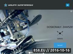 Miniaturka domeny www.grupaszafranski.pl