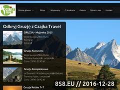 Miniaturka domeny gruzja-wycieczki.pl