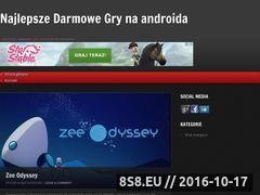Miniaturka gry-android.com.pl (Gry na Android - darmowe gry dla Ciebie. Gry Android najlepsze!)