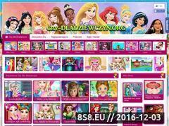 Miniaturka Gry dla dziewczyn (gry-dladziewczyn.org)