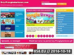 Miniaturka domeny www.gry-przegladarkowe.com