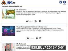 Miniaturka domeny gry.jeja.pl