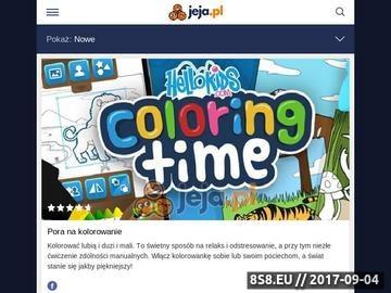Zrzut strony Gry - Nowe gry online