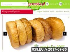 Miniaturka gryczanka.pl (Sklep ze zdrową żywnością)