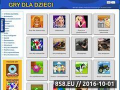 Miniaturka grydladzieci.biz.pl (Gry dla najmłodszych dzieci)