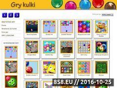 Miniaturka grykulki.com.pl (Strzelanie do kulek)