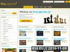 Miniaturka domeny www.grylogiczne.pl