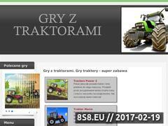 Miniaturka domeny grytraktorowe.pl