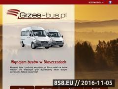 Miniaturka domeny www.grzes-bus.pl