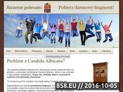 Miniaturka domeny grzybycandida.pl