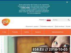Miniaturka domeny www.gsk.com.pl