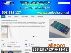 Miniaturka domeny gsmlodz.com.pl