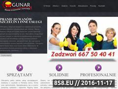 Miniaturka domeny gunar.szczecin.pl