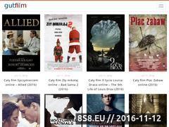 Miniaturka gutfilm.pl (Blog z opisami filmów)