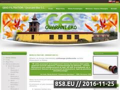 Miniaturka domeny gwaranteko.pl