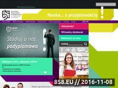 Miniaturka domeny www.gwsp.edu.pl