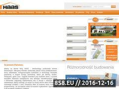 Miniaturka domeny www.haas-fertigbau.pl