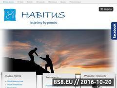 Miniaturka domeny www.habitus.com.pl