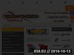 Miniaturka domeny haftonline.pl