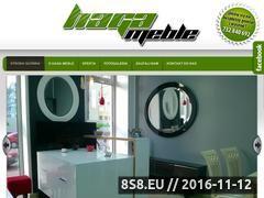 Miniaturka domeny www.hagameble.pl