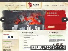 Miniaturka domeny haiku.com.pl