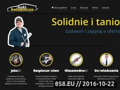 Miniaturka domeny hakijanusz.pl