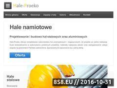 Miniaturka domeny hale-proeko.pl