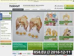 Miniaturka domeny www.haloart.pl