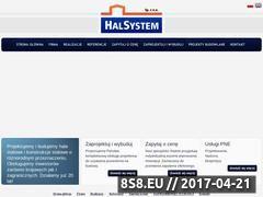 Miniaturka domeny www.halsystem.com.pl