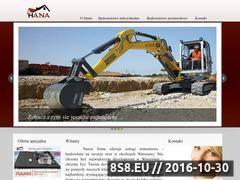 Miniaturka domeny www.hana.waw.pl