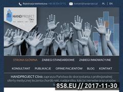 Miniaturka handproject.pl (Chirurg ręki)