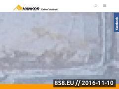Miniaturka domeny www.hankor.pl