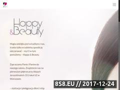 Miniaturka domeny happy-beauty.pl