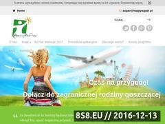 Miniaturka domeny happyaupair.pl