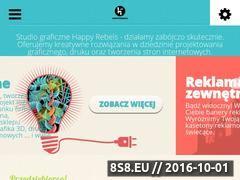 Miniaturka domeny www.happyrebels.pl