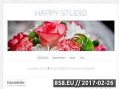 Miniaturka domeny www.happystudio.pl