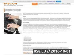 Miniaturka domeny www.hascon.pl