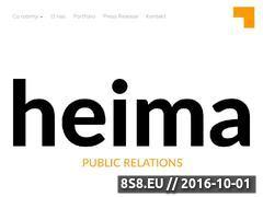Miniaturka domeny www.heimastudio.pl