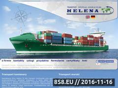Miniaturka domeny www.helena-ts.pl