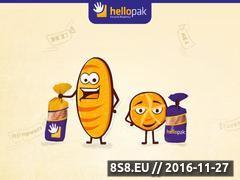 Miniaturka domeny www.hellopak.pl
