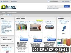 Miniaturka domeny www.helsta.pl