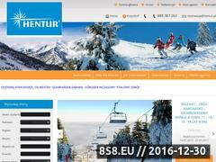 Miniaturka domeny www.hentur.pl