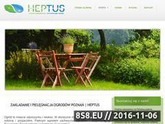 Miniaturka domeny heptus.pl