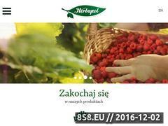 Miniaturka domeny www.herbapol.com.pl