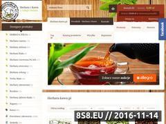Miniaturka domeny herbata-kawa.pl