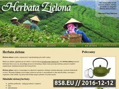 Miniaturka domeny www.herbata-zielona.com