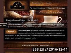 Miniaturka domeny herbatykawy.pl