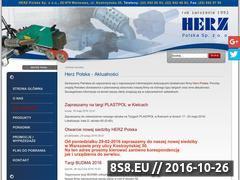 Miniaturka domeny www.herz-polska.pl