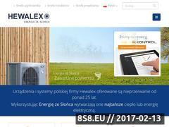 Miniaturka domeny www.hewalex.pl